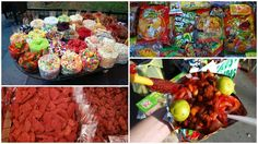 Mexican Candy Food Facts