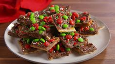 Holiday Crack Candy  - Delish.com