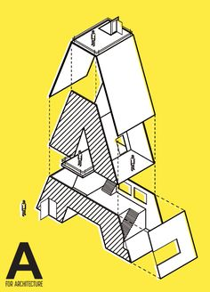 ADR FABRIKA – A for Architecture - via http://welovetypography.com/post/13024#