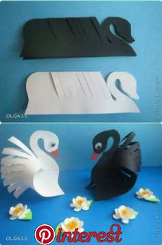 Toilet Paper Roll Crafts - Get creative! These toilet paper roll crafts are a great way to reuse these often forgotten paper products. Paper Crafts For Kids, Preschool Crafts, Easy Crafts, Arts And Crafts, Toilet Paper Roll Crafts, Paper Crafts Origami, Diy Paper, Paper Art, Paper Animals