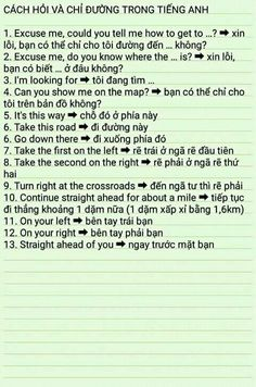 English Time, English Verbs, English Phrases, Learn English Words, English Study, English Vocabulary, English Grammar, English Language, Learn Vietnamese