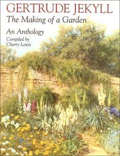 Famous garden designer, Gertrude Jekyll