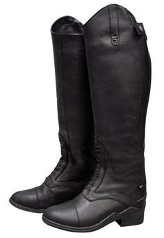 Dublin Normandy Waterproof Field Boots | ChickSaddlery.com | Oh my goodness I am in love!!