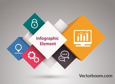 How to create elements of infographics or abstract shapes in Illustrator