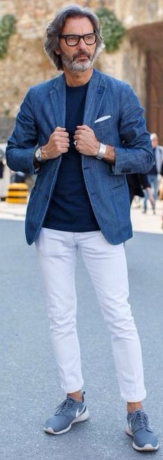 Signore Zambaldo, @ Pitti Uomo, Men's Spring Summer Fashion.