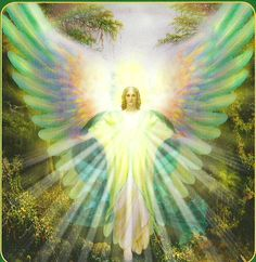 Archangel Raphael Healing Oracle Reading PDF by AngelzMessages