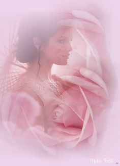 by Lulu Bell Most Beautiful Images, Beautiful Women, Double Exposition, Pale Pink, Color Splash, Pretty In Pink, Illusions, Aurora Sleeping Beauty, Tulle
