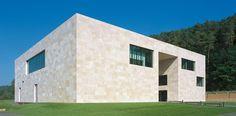 Museum Ritter Waldenbuch by Max Dudler Architekt