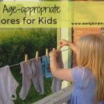 38 Age-appropriate Chores for Kids
