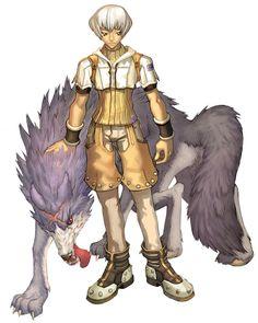 Hunter Male from Ragnarok Online