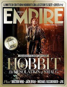 """Bilbo"" The Hobbit- Empire Magazine Cover"