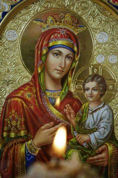 Religious Pictures, Religious Icons, Religious Art, Jesus Christ Images, Jesus Art, Blessed Mother Mary, Blessed Virgin Mary, Hail Holy Queen, Queen Of Heaven