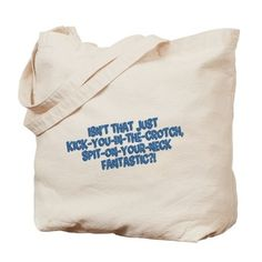 Rachel Green Quote Tote Bag on CafePress.com