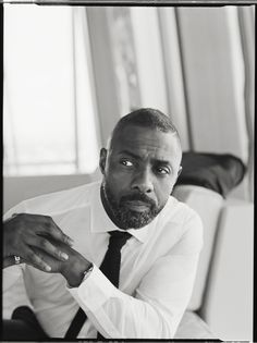 Idris Elba: Nobody Does It Better  - Esquire.co.uk