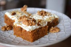 Avec Plaisir - Strana 2 z 18 - Pečení s radostí Carrot Cake, Food Photo, Banana Bread, Granola, Carrots, Cheesecake, Muffin, Treats, Homemade