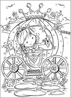 Grown Up Adult Coloring Pages Digital By PChristensenGallery