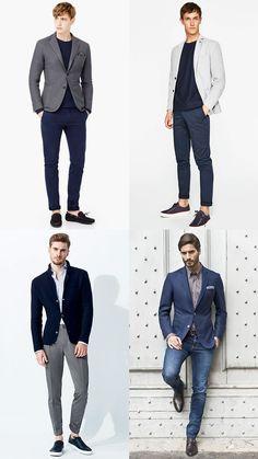 c9e85c525  Robert s  Style  BusinessCasual  Fashion  Look  Men  Outfit  Moda. Pantalon  De Mezclilla HombrePantalones ...