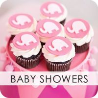 great shower ideas- THERE ARE LOTS MORE BABY SHOWER IDEAS ON MY-BRIDAL/BABY SHOWER BOARD.