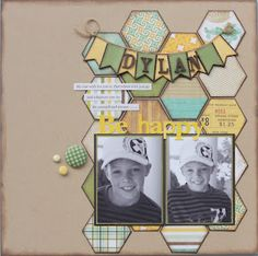 Creative Scrappers #200 layout