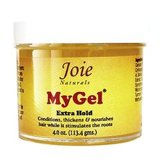 Joie Naturals My Gel Extra Hold 4 oz   $5.89   Visit www.BarberSalon.com One stop shopping for Professional Barber Supplies, Salon Supplies, Hair & Wigs, Professional Product. GUARANTEE LOW PRICES!!! #barbersupply #barbersupplies #salonsupply #salonsupplies #beautysupply #beautysupplies #barber #salon #hair #wig #deals #sales #Joie #Naturals #MyGel #ExtraHold