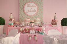 Tilda´s tea party | CatchMyParty.com