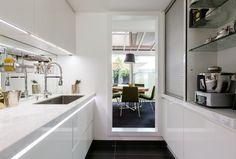 Kitchen diningroom terrasse