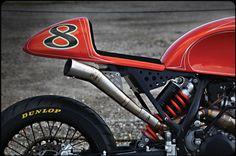 KTM 525 EXC   Roland Sands Design
