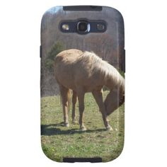 Horse on HIll Samsung Galaxy SIII Cases