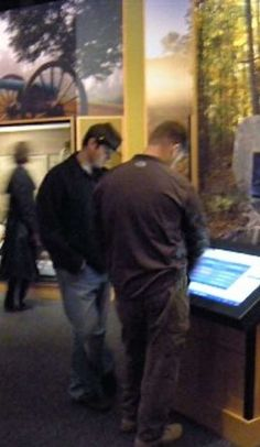 Gettysburg museum visitor captures ghost of the Civil War on camera: Gettysburg Museum, Gettysburg Ghosts, Creepy Ghost, Scary, Ghost Pictures, Ghost Pics, Spirit Ghost, Ghost Videos, Ghost Sightings