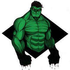 #Hulk #Fan #Art. (Hulk) By: Chris Rau. (THE * 3 * STÅR * ÅWARD OF: AW YEAH, IT'S MAJOR ÅWESOMENESS!!!™)[THANK Ü 4 PINNING!!!<·><]<©>ÅÅÅ+(OB4E)    https://s-media-cache-ak0.pinimg.com/564x/22/a9/aa/22a9aa8c0aa1c987ca18563ebcb61e1e.jpg