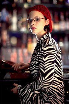 Mary Zophres' designs in Ghost World.  From throwbacks to 60s punk to Seymor's nerdy-chic, this film had some great costume pieces.
