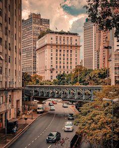 Paulistano, Outside World, Exterior, Big Ben, Brazil, Skyline, Street View, America, City