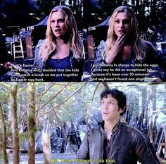 The 100 with Parks & Rec quotes!