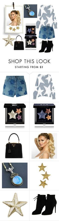 """star style"" by pamelagraf on Polyvore featuring Yves Saint Laurent, Wildfox, Givenchy, Prada, PBteen and Tom Ford"
