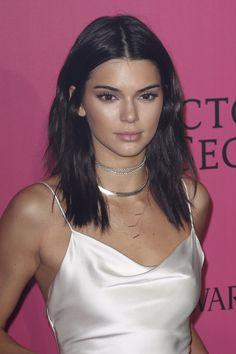 Medium Hair Cuts, Medium Hair Styles, Long Hair Styles, Kardashian Jenner, Kendall Jenner, Kylie, Beauty Makeup, Hair Makeup, Hair Beauty
