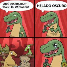 Los terribles chistes del dinosaurio Rex que te van a sacar una sonrisa sí o sí