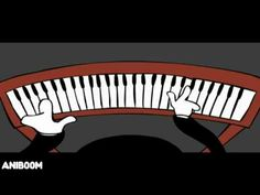 Sir Centipede Performing Carnival Animals Fossils - An Aniboom Animation by Brian Bear