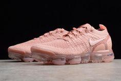 0bb75f7846 WMNS Nike Air VaporMax Flyknit 2.0 Pust Pink/Storm Pink-Pink Tint 942843-600
