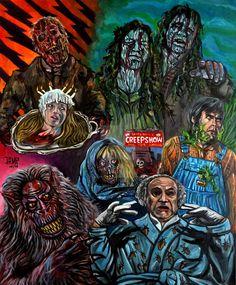 Creepshow (George A.Romero - Stephen King) by JosefVonDoom.deviantart.com on @DeviantArt