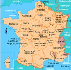 Map Of South France 2020 Travel In 2019 Pinterest France Map