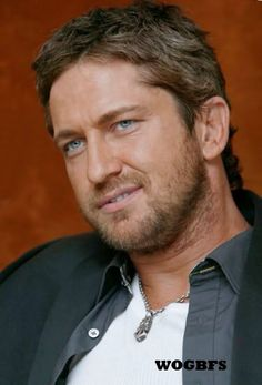 Love Gerard Butler <3  It must be the accent!