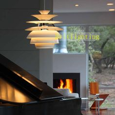 161.50$  Buy now - http://ali8kz.worldwells.pw/go.php?t=568422801 - china lighting factory hanging lighting Snowball Lamp Denmark Modern Pendant Light  hotel lamps Indoor Lighting dining room 161.50$
