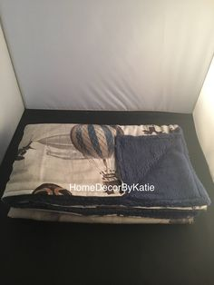 Travel air vehicles Baby blanket receiving blanket baby gift new born blanket by HomeDecorByKatie on Etsy
