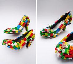 LEGOパンプス ほしい
