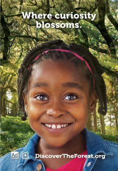 U.S. Forest Service & Ad Council Launch New Multimedia Public Service Advertising to Encourage African American Families to Discover Nature http://prn.to/11pkH5F