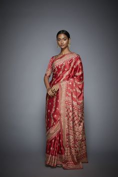 Ritu Kumar Saree, Banarsi Saree, Chiffon Saree, Indian Designer Sarees, Indian Designer Wear, Indian Sarees, Drape Sarees, Silk Sarees, Saris