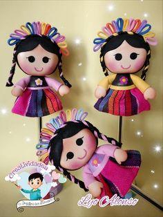 Folder Decorado, Pasta Flexible, Girl Hair Bows, Hello Kitty, Minnie Mouse, Polymer Clay, Pencil, Dolls, Disney Characters