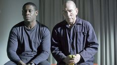 David Harewood and Pete Postlethwaite in Criminal Justice, 2008 Pete Postlethwaite, David Harewood, Criminal Justice, 1980s, Entertainment, Actors, Tv, Television Set, Entertaining
