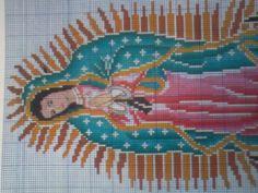 Imagen virgen de guadalupe3 crochet grupos for Donde puedo comprar cuadros