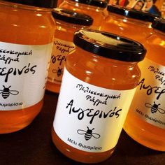Μελισσοκομική Φάρμα Αυγερινός Εξαιρετικά Προϊόντα Μέλισσας Honest Tea, Greek, Drinks, Bottle, Food, Products, Drinking, Beverages, Greek Language